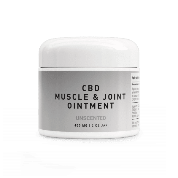 CBD Pure Muscle Ointment