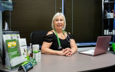 Dr. Elaine Burns Celebrated for Dedication to the Medical Marijuana Industry