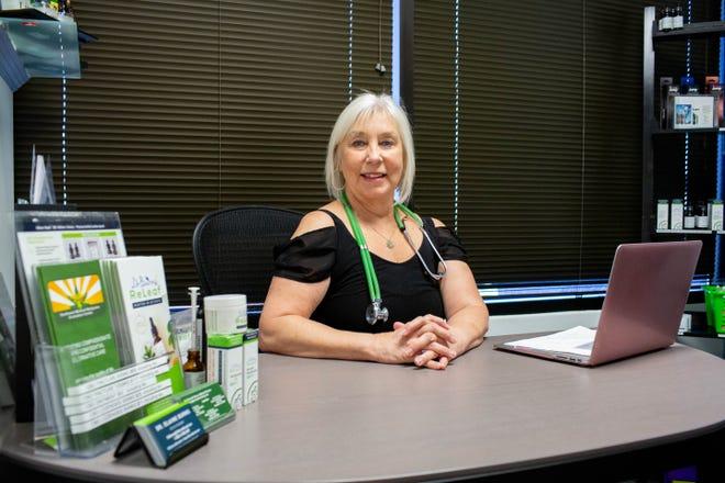 Dr. Elaine Burns Celebrated for Dedication to the Medical Marijuana Industry